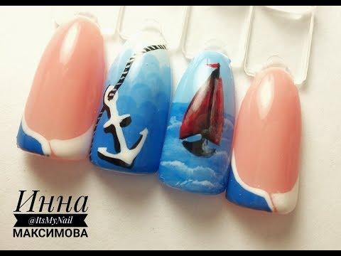фото дизайнов ногтей вк