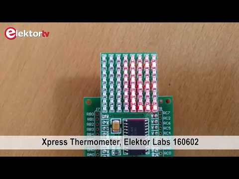 Xpress Thermometer (160602)