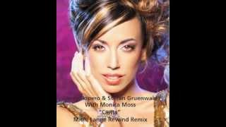 Jerry Ropero & Stefan Gruenwald With Monica Moss - Canta (Michi Lange Rewind Remix)