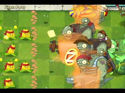 Смотреть видео игры растения против зомби