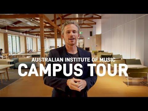 Australian Institute of Music | Sydney Campus Tour