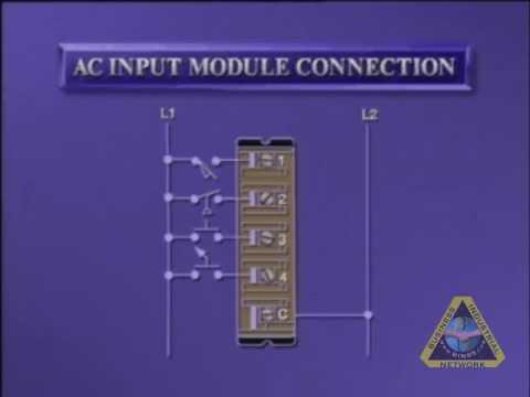 PLC Installation - PLC I/O wiring tutorial