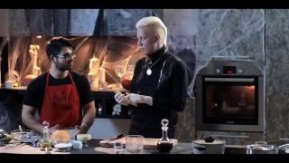 Halloween на Smart Cuisine - Участник битвы экстрасенсов Антон Мамон в гостях на Умной кухне!