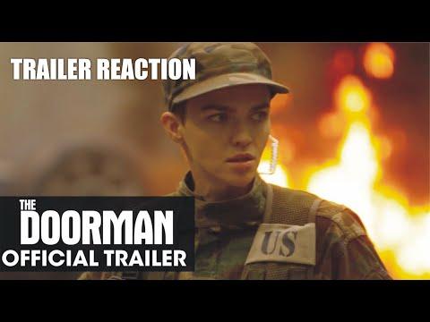 The Doorman Exclusive Trailer #1 (2020) | Movieclips Trailers | REACTION TOP20