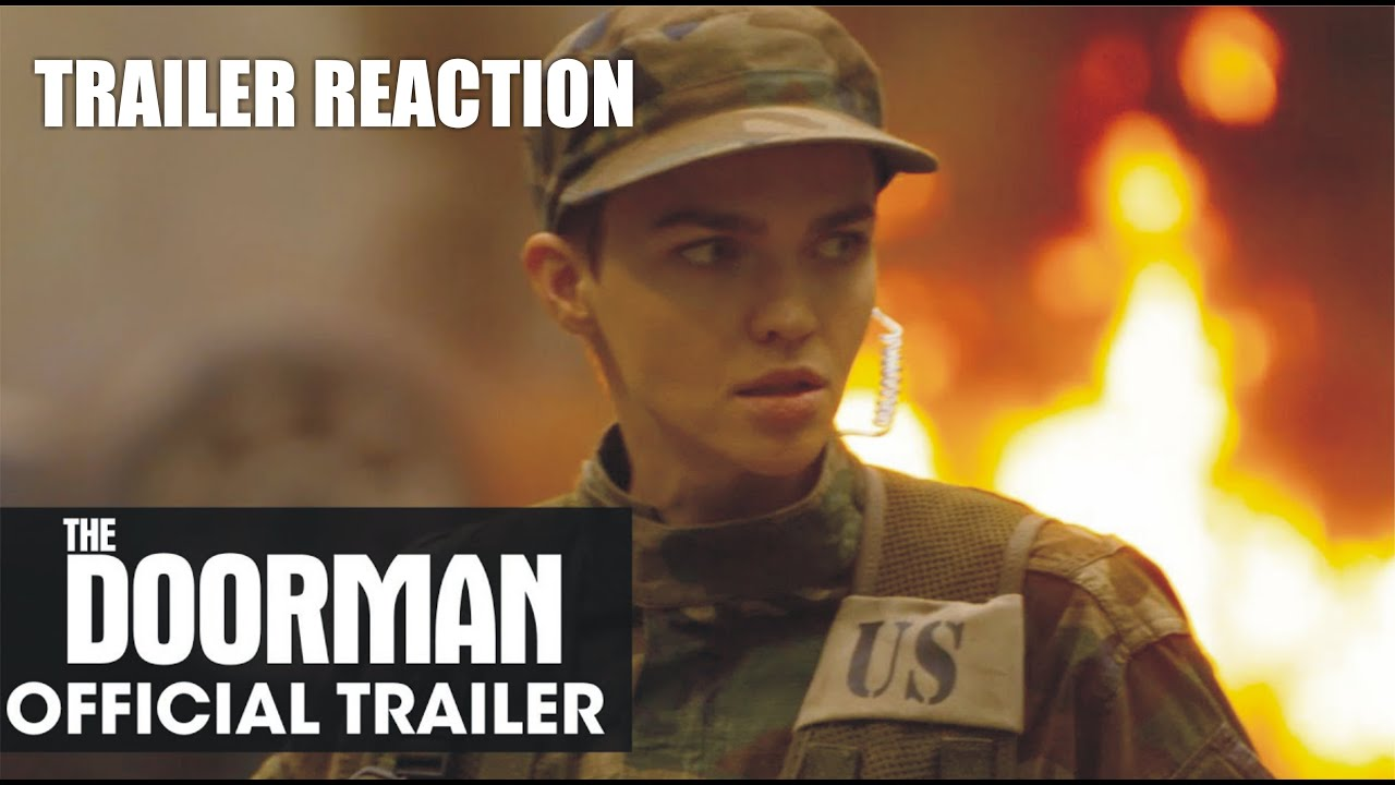 The Doorman Exclusive Trailer #1 (2020) | Movieclips Trailers | REACTION TOP20