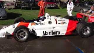 V8 Turbo Penske PC-19 1990 CART Indycar Ex Emerson Fittipaldi Loud!!