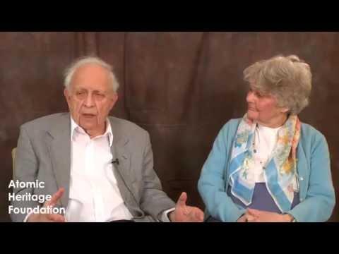 Roy Glauber & Priscilla McMillan on Oppenheimer