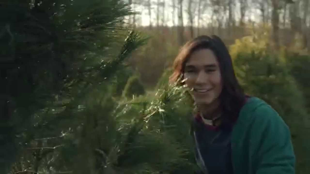 An Evergreen Christmas.An Evergreen Christmas The Secret Field