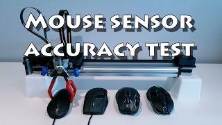 mouse sensor accuracy test g900 vs g700s vs g9x