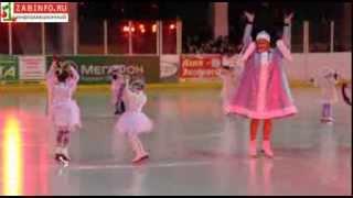 Шоу на коньках в Ледовом дворце