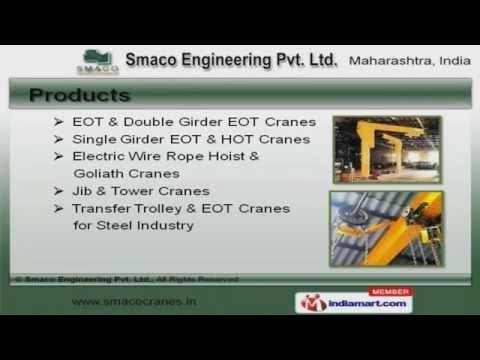 Material Handling Equipment By Smaco Engineering Pvt. Ltd., Navi Mumbai