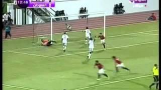 اهداف فوز المنتخب المصرى الاوليمبى على منتخب السودان فى التصفيات الأفريقية المؤهلة لأولمبياد 2012