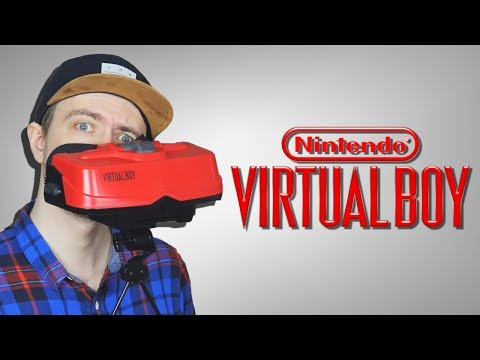 Nintendo Virtual Boy - Обзор