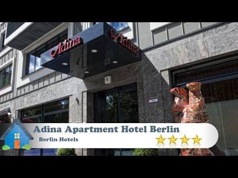 Adina Apartment Hotel Berlin Hauptbahnhof - Berlin Hotels, Germany