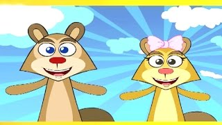 Ore Grihobashi - ওরে গৃহবাসী - Rabindra Sangeet – Bengali Animation – Kids Song