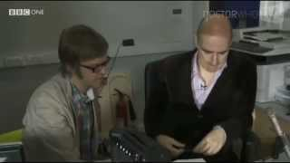Doctor Who Dalek Prank Nick Briggs The One Show