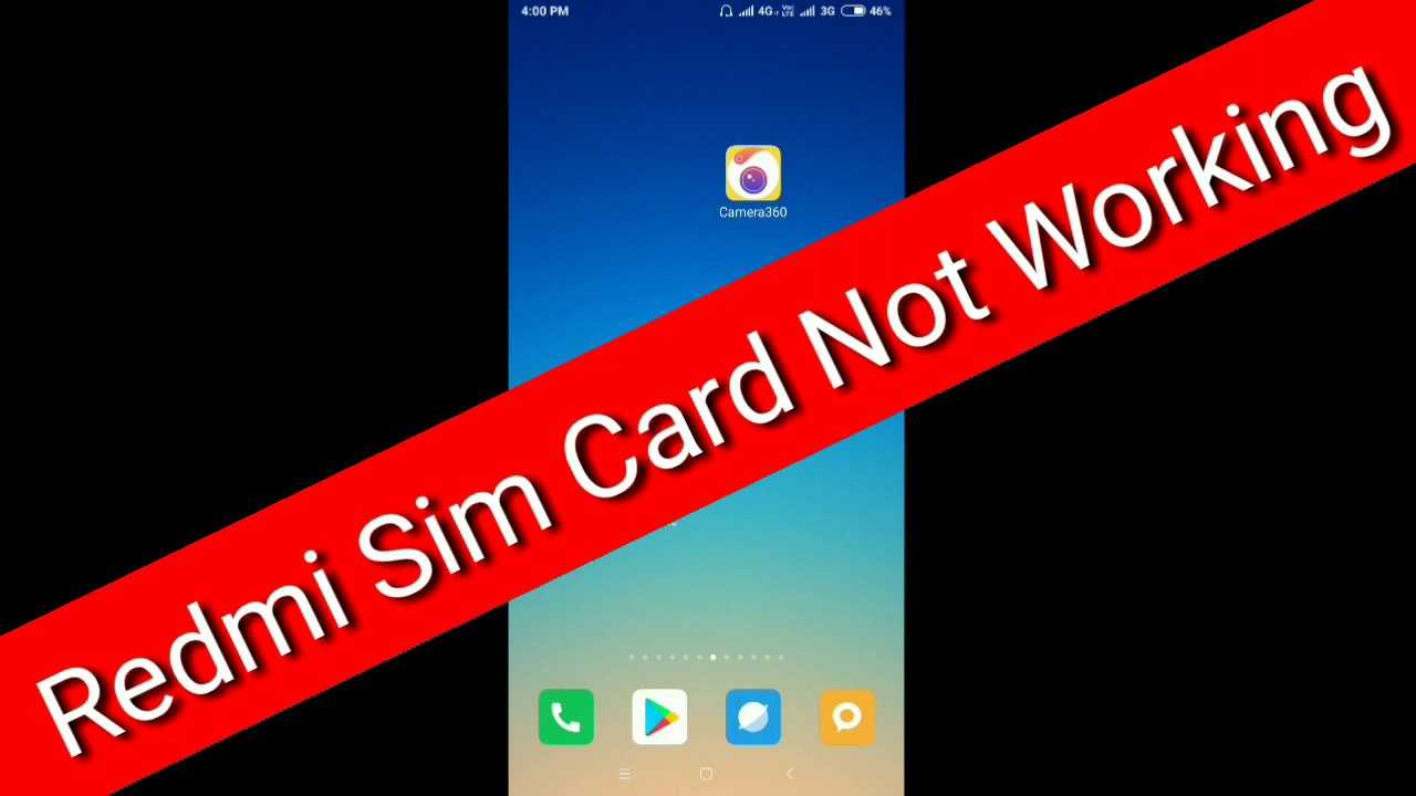 Xiaomi Redmi Note 5 & Pro || Sim Card Not Working Problem Solve