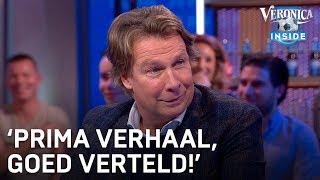 Johan is trots op Hans: 'Prima verhaal, goed verteld' | VERONICA INSIDE
