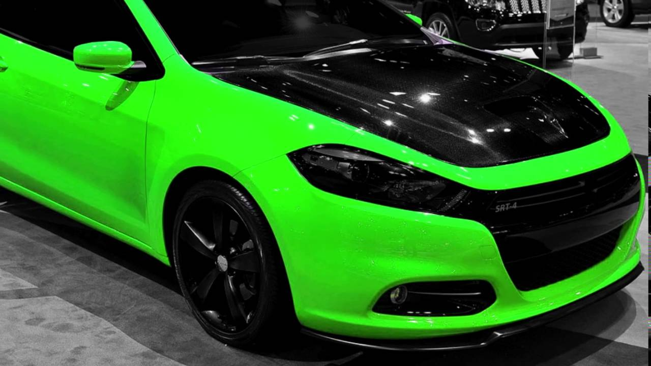Dodge Dart Srt >> 2017 2018 Dodge Dart Srt4 Exhaust Note Youtube