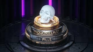 SADGORILLAZZ - PILLS (Ft Milano The Don)