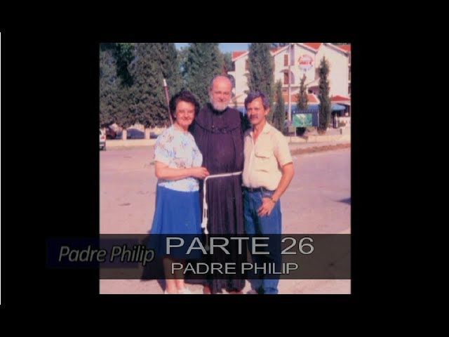DVD MEDIUGÓRIE - APRESSAI A VOSSA CONVERSÃO - PARTE 26 - PADRE PHILIP