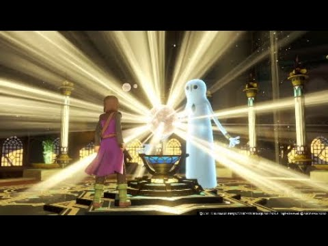 Finally Free (28) Act III - Dragon Quest XI (PS4)