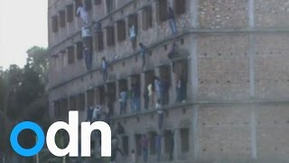 students go to extreme lengths to cheat in indian school exams