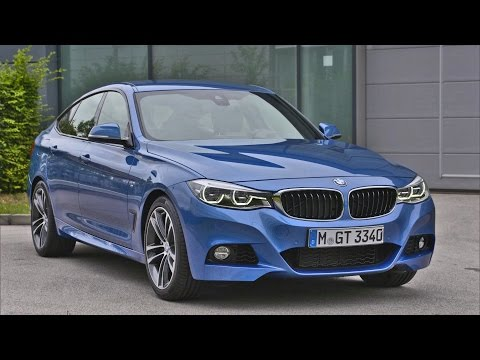 BMW 3 Series GT (2017) M Sport package | BMW 340i Gran Turismo