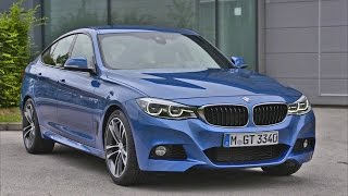 NEW 2017 BMW 3 Series GT with M Sport package | BMW 340i Gran Turismo