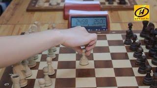 Первая белорусская шахматная школа для самых маленьких