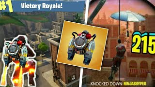 FORTNITE FUNNY MOMENTS! |NEW FORTNITE JETPACK|