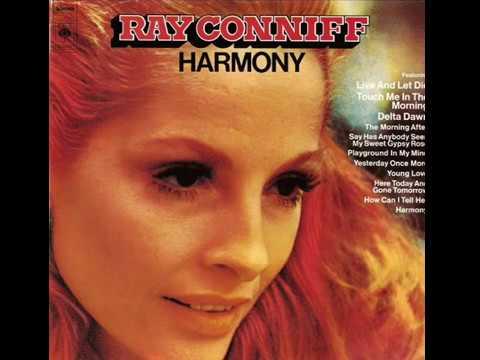 RAY CONNIFF-HARMONY Album completo (LP)