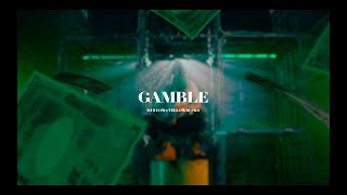 DJ RYOW × ¥ELLOW BUCKS - GAMBLE (Official Music Video)