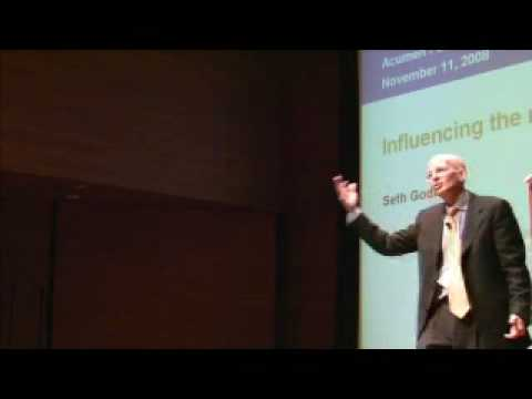 "Seth Godin on ""Influencing the Masses"""