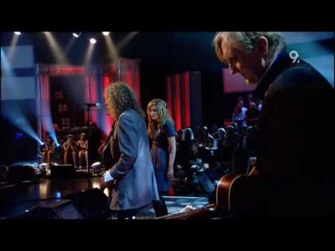 Robert Plant & Alison Krauss Raising Sand Live Jools Holland 2008