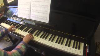 Spanish Dancer by Roxburgh Trinity College London piano grade 5 2015-2017