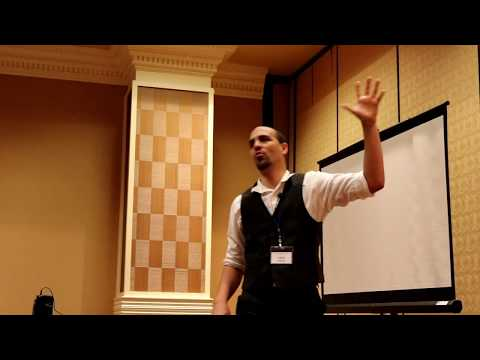 The White Room explained- Adam Nassor at Hypnothoughts Live 2017 I Adam