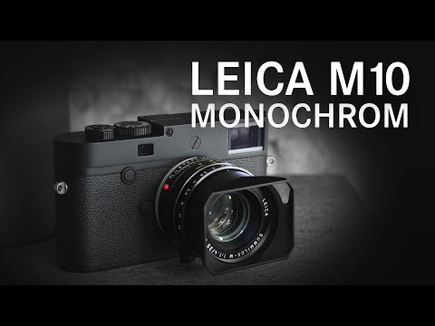 Thoughts On The New Leica M10 Monochrom