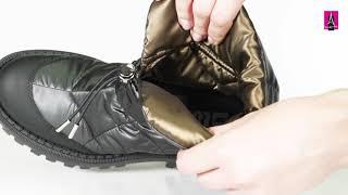 Видеообзор I Женские ботинки LORIBLU 2779999