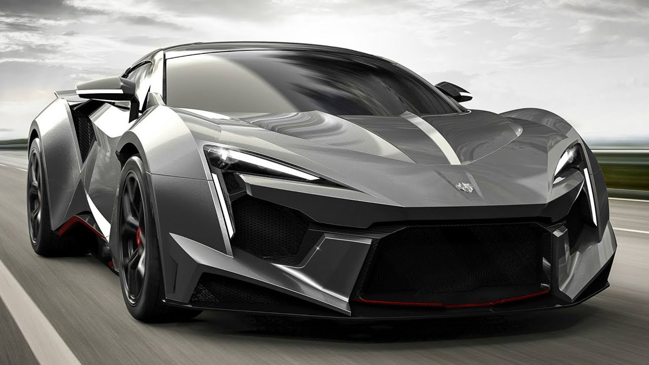 W Motors Fenyr >> NEW W-MOTORS FENYR SUPERSPORT 2016 +1000hp Arab Supercar - YouTube