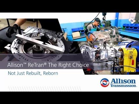 Allison Transmission Parts Genuine Spare Parts For
