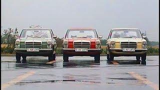 1973 Mercedes w114 / w115 types 200 - 230.4 - 230.6
