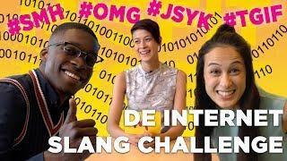WINT DJAMILA OF DÉFANO DE INTERNET SLANG CHALLENGE? | MISFIT DE FILM