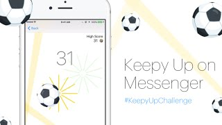 How to get higher score in Facebook Messenger Football game