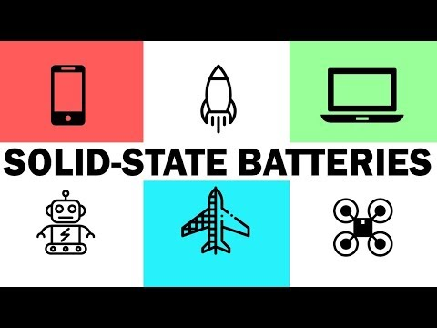 Powering the Future: Solid State Batteries