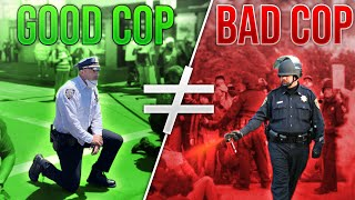 Good Cop ≠ Bad Cop (Analysis Of Police Problems In The US)