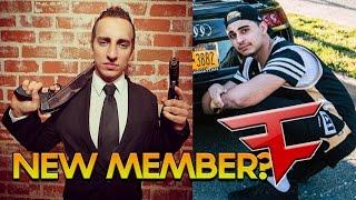 VitalyzdTV vs MMA Fighter IN REAL LIFE, New FaZe Member? YouTuber Car Stolen