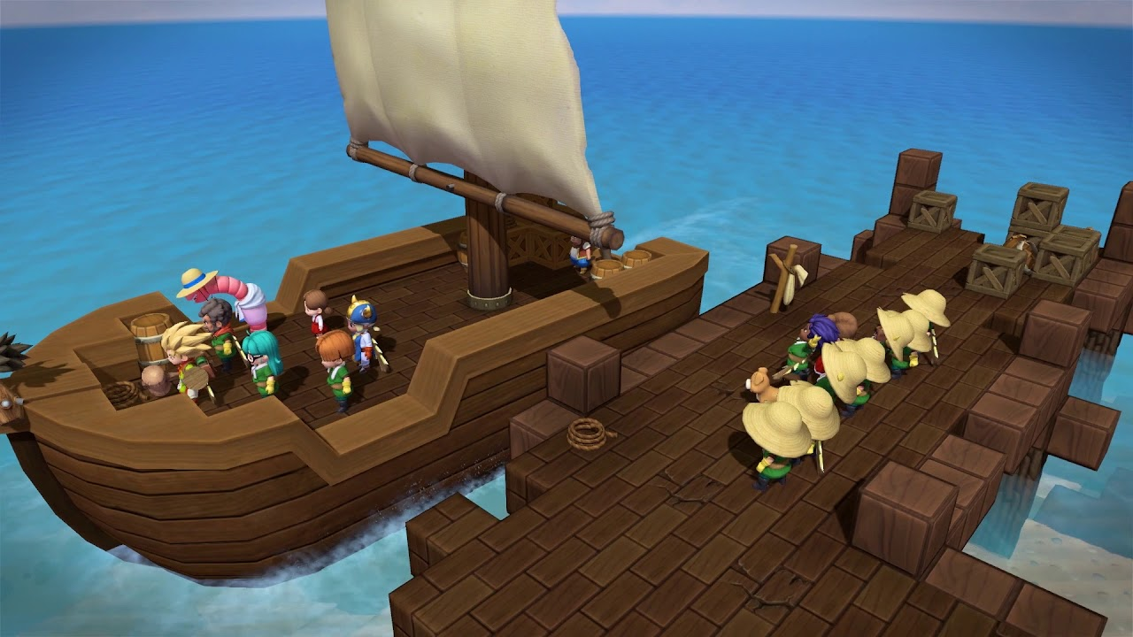 Dragon Quest Builders 2 Launch Trailer   PS4