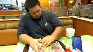 Impossible McDonald's Big Mac Meal Challenge