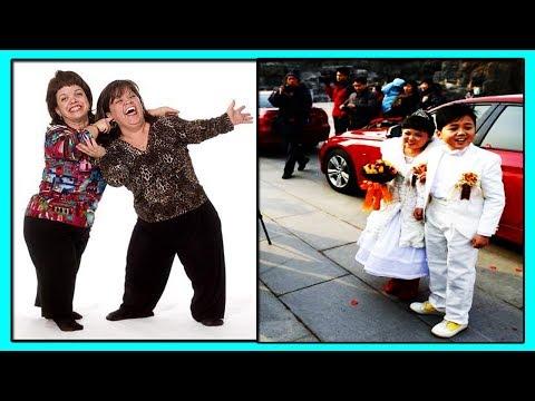 Маленькие Люди Лилипуты и Карлики.Чем Лилипуты Отличаются от Карликов.